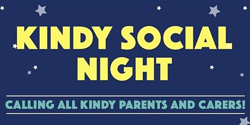 Kindy Social Night