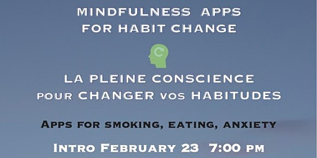Mindfulness Apps for Habit Change tickets
