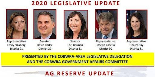 2020 Legislative Update