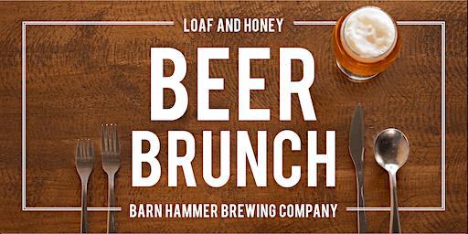 Loaf + Honey Beer Brunch