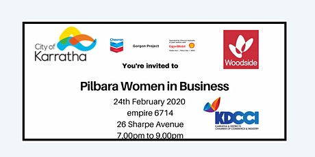 Pilbara Women In Business - Women Driving Change through Innovation tickets
