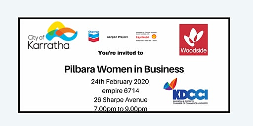 Pilbara Women In Business - Women Driving Change through Innovation