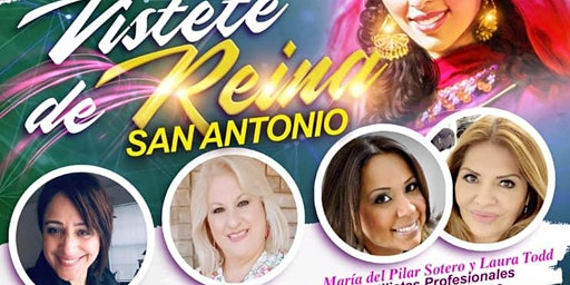 Grandiosas- Vístete de Reina - San Antonio TX