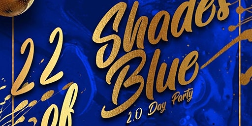 Shades of Blue 2.0 Chapter Anniversary Day Party