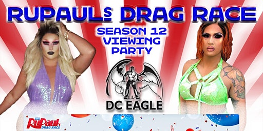 Brooklyn & Crystal Host RuPaul's Drag Race Season 12 Watch Party