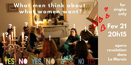 What men think about what women want? billets