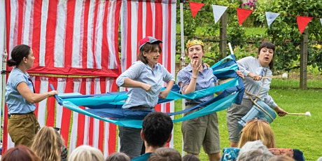Handlebards present The Tempest tickets