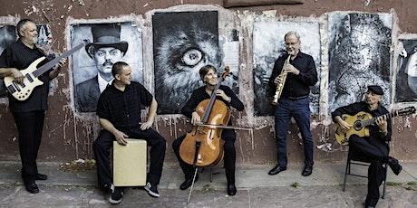 Miguel Espinoza Flamenco Fusion biglietti