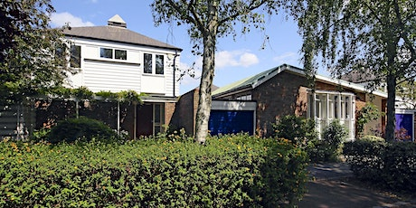 Mid-century Modern in West Dulwich with Ian McInnes @ 2 PM tickets