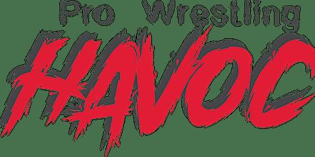 Pro Wrestling Havoc: Emergence tickets