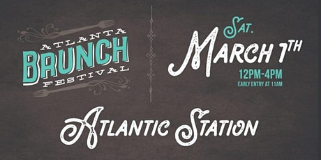 Atlanta Brunch Festival with London Grant tickets