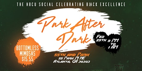 Park After Dark: The HBCU Social tickets
