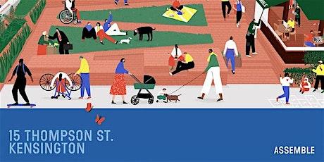 15 Thompson St. Kensington - Design Presentation tickets