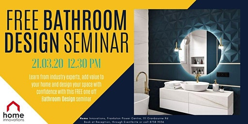 Bathroom Design Seminar