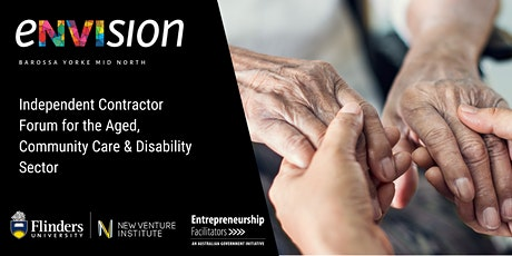 Independent Contractor Forum: Aged, Community Care and Disability sector tickets