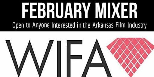 Women In Film Arkansas Feb Mixer