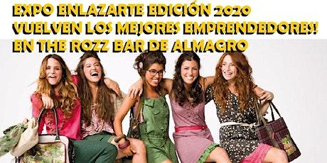 Expo Enlazarte 2020 Sábado 7 de Marzo entradas