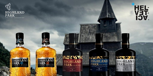 Highland Park Whisky Masterclass - Industry only