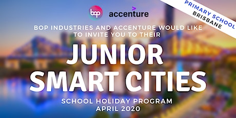 Smart Cities Holiday Program With Accenture - Primary School Brisbane tickets