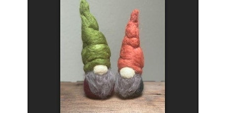 Felting Gnomes (03-27-2020 starts at 6:30 PM) tickets