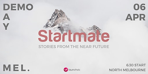Startmate Demo Day, Melbourne
