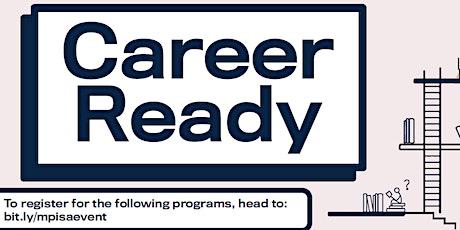 Career Ready - Resume Writing (Prahran) tickets