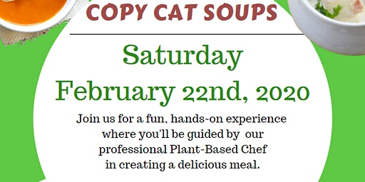 Copy Cat Soups - Sauté and Sip