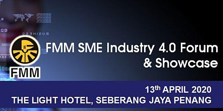 FMM SME Industry 4.0 Forum & Showcase tickets