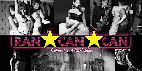 RanCanCan Burlesque Show Puerto Rico tickets