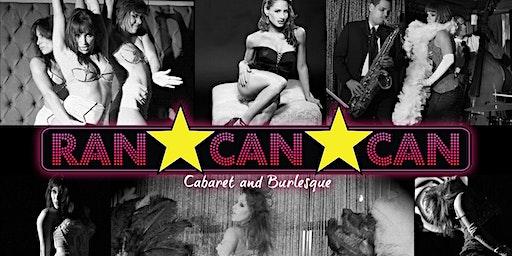 RanCanCan Burlesque Show Puerto Rico