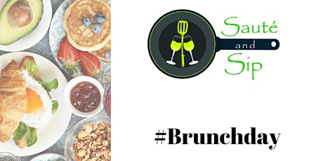 Brunch For Potato Lovers Only - Saute and Sip tickets