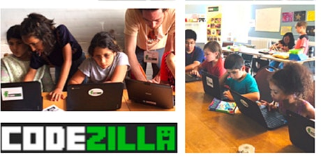 [DANFORTH] Aug 4-7 Summer Camp | Space Makers (6-10) -OR- Game Makers Coding Level 1/2 (8-14) tickets