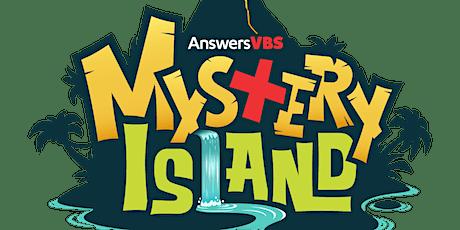 Mystery Island VBS 2020 tickets