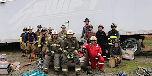 Auto Extrication Presented by Hurst JAWS of LIFE