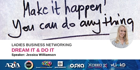 District32 Ladies Business Networking Perth - Mon 16th Mar tickets