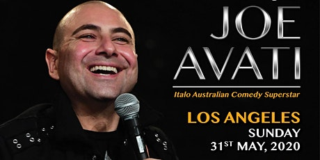 An Evening with Joe Avati -  Live in Los Angeles tickets