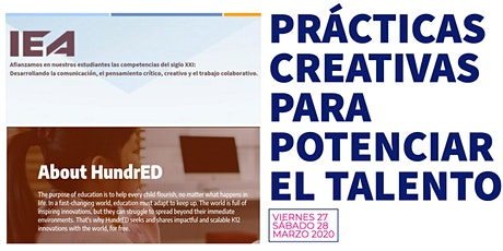 II Encuentro Educativo: Prácticas Creativas para P tickets