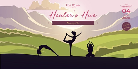 Healer's Hive - Morning Flow tickets