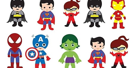 Super Hero Training Camp for Foster Kids tickets