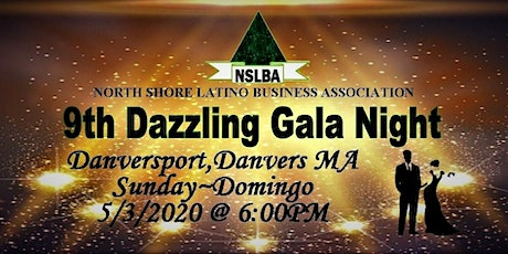 North Shore Latino Business Association 9th Dazzling Gala tickets