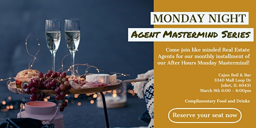 Monday Night Agent Mastermind Series