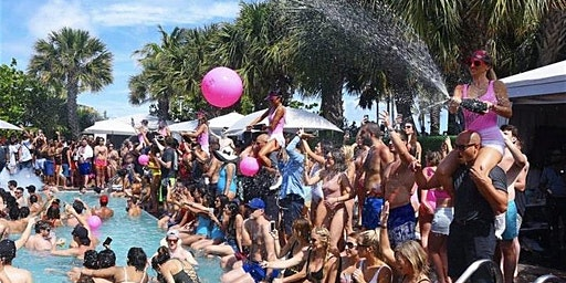 Pool Party SPRING BREAK SPECIAL NIKKI BEACH & MORE! MINZO