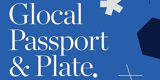 Glocal Passport and Plate - Shop Local Tour