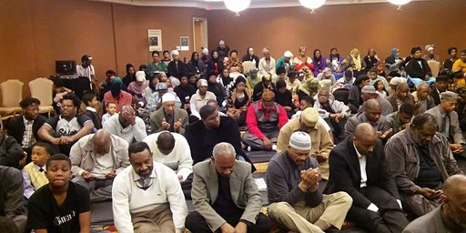 MIDWEST COMMUNITY LEADERSHIP CONFERENCE AT MASJID BILAL OF CLEVELAND
