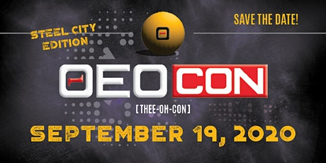 ΘeoCon (Thee-oh-con):Where Theology Meets Pop Culture! Steel City Edition tickets