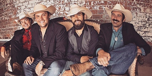 Chad Cooke Band @ Dodge City Saloon w/ Special Guest The Crossroads Troubadours