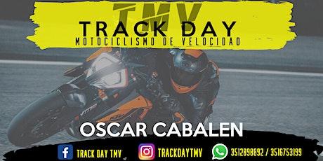TMV, TRACK DAY MOTOCICLISMO DE VELOCIDAD  entradas