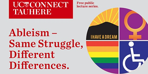 UC Connect: Ableism - Same struggle, different differences