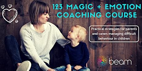 123 Magic + Emotion Coaching Course tickets