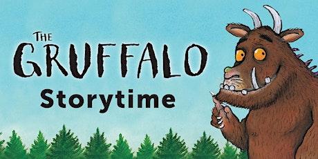 Gruffalo Week Storytimes - Bendigo tickets